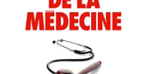 """""""Le livre noir de la médecine"""" écrit par le docteur Dominique Michel Courtois Editions Albin Michel"""