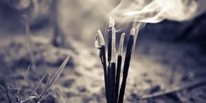 Les vertus insoupçonnées de l'encens