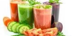LES JUS  de légumes pour rester en  santé