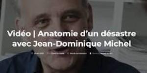 Anatomie d'un désastre avec Jean Dominique Michel spécialiste de santé publique